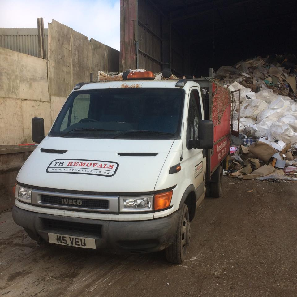 The Lowdown on Clothing Waste - TH Removals