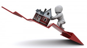 Property Prices Down
