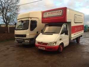 Removals Carpenders Park